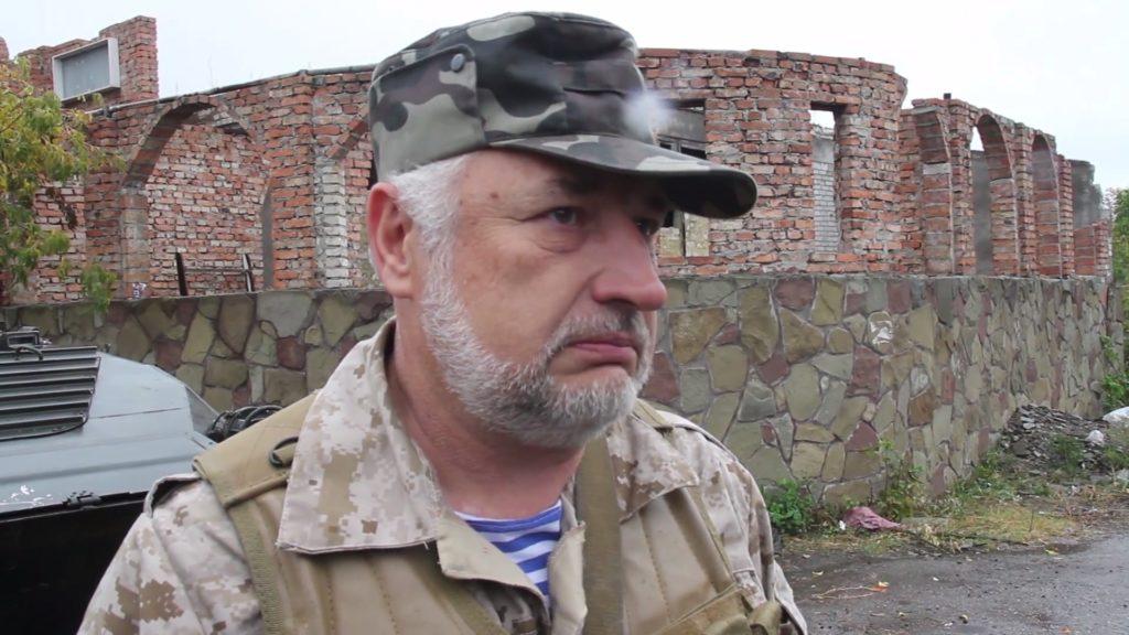 Жебривский заявил о территориальных претензиях на Ростовскую область