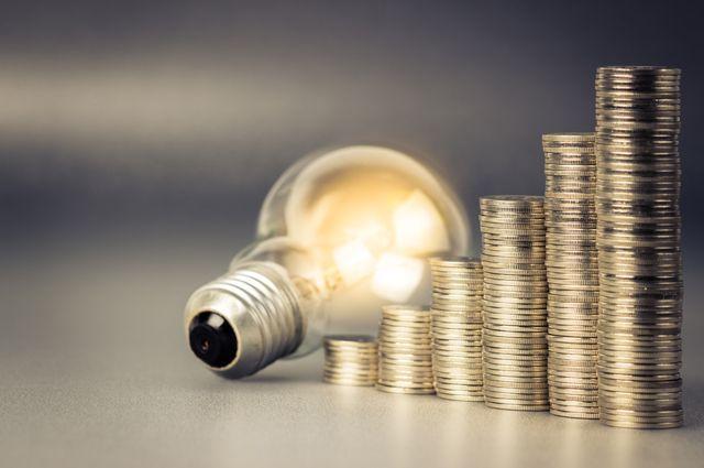 лампочка монеты