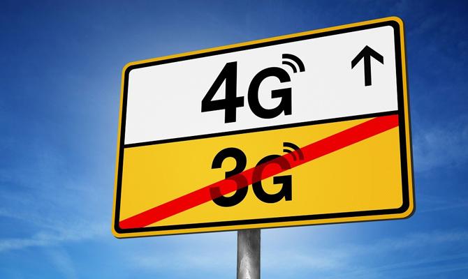 von 3G auf 4G