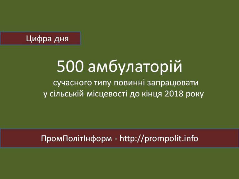 Цифра_дня_від_18_06_14_Про_500_амбулаторій_сучасного_типу_UA_01