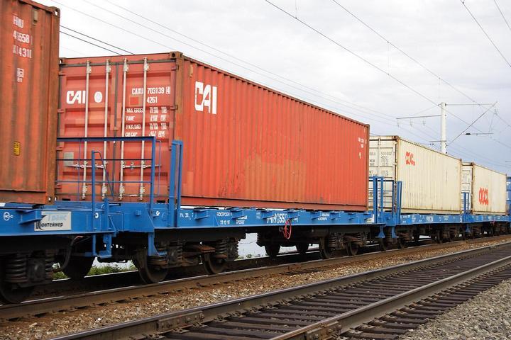 ІНФРАСТРУКТУРА_Укрзалізниця_запустила_контейнерний_поїзд_Одеса_порт_Дніпро_Ліски